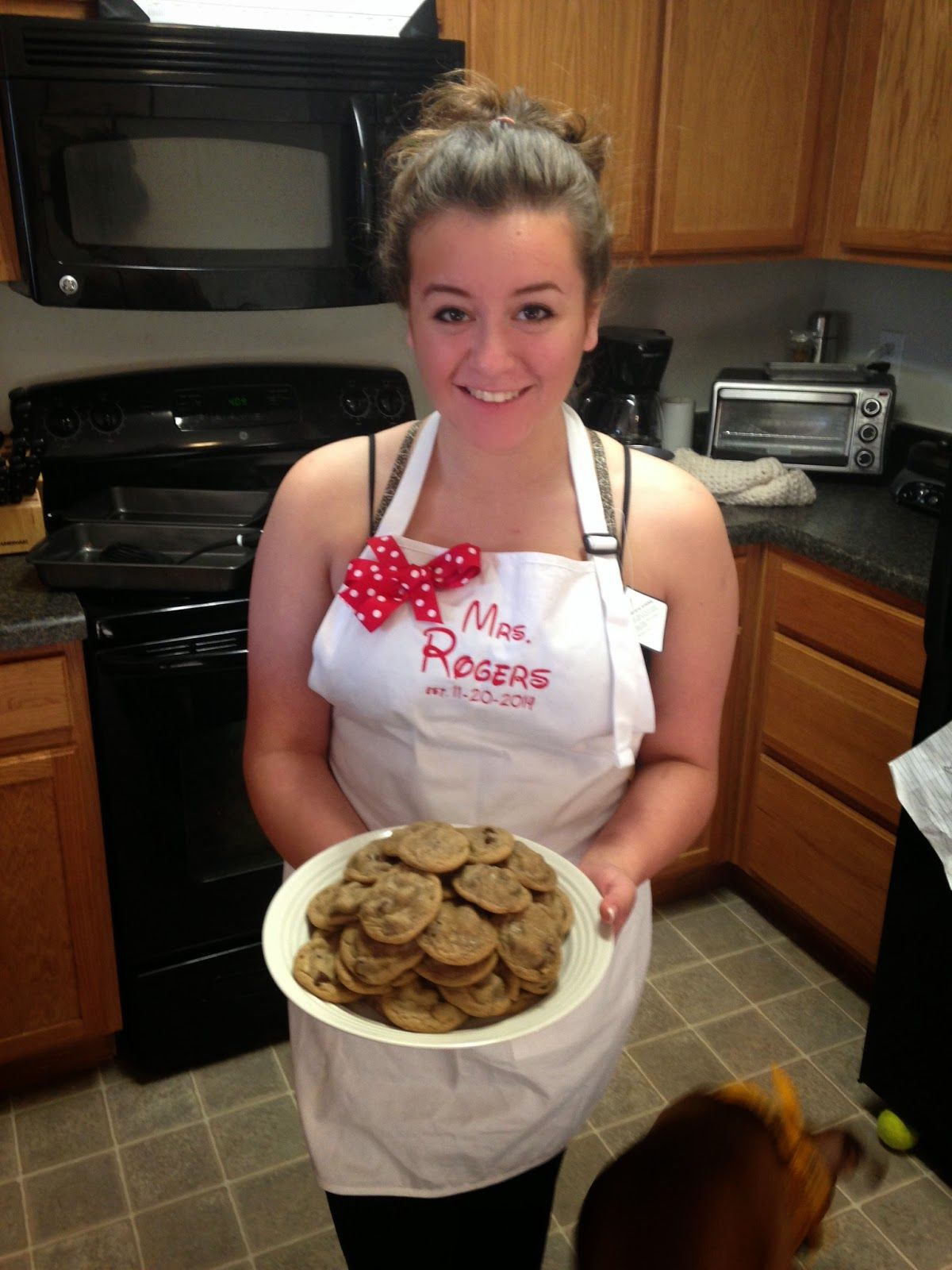 EasyPeasy chocolate chip cookies!! take 20 minutes!