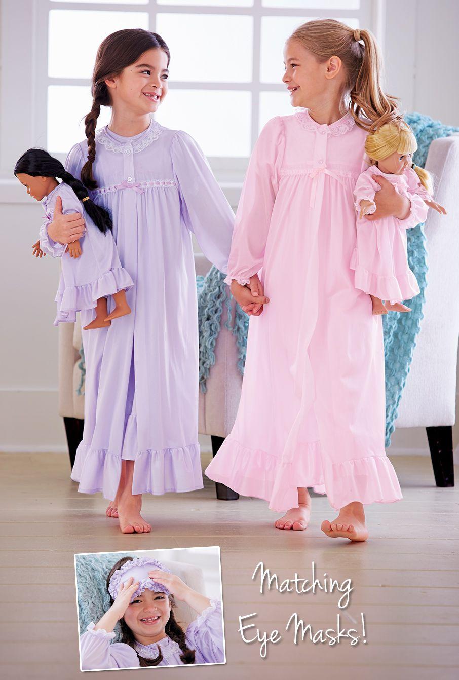 d3b593f797b9 From CWDkids  Peignoir Set I like this robe. I ll try PAB Sugar Plum ...
