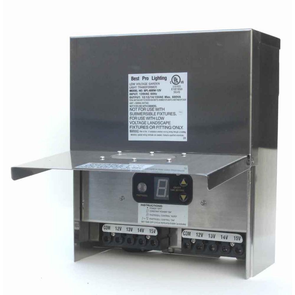 outdoor lighting transformer