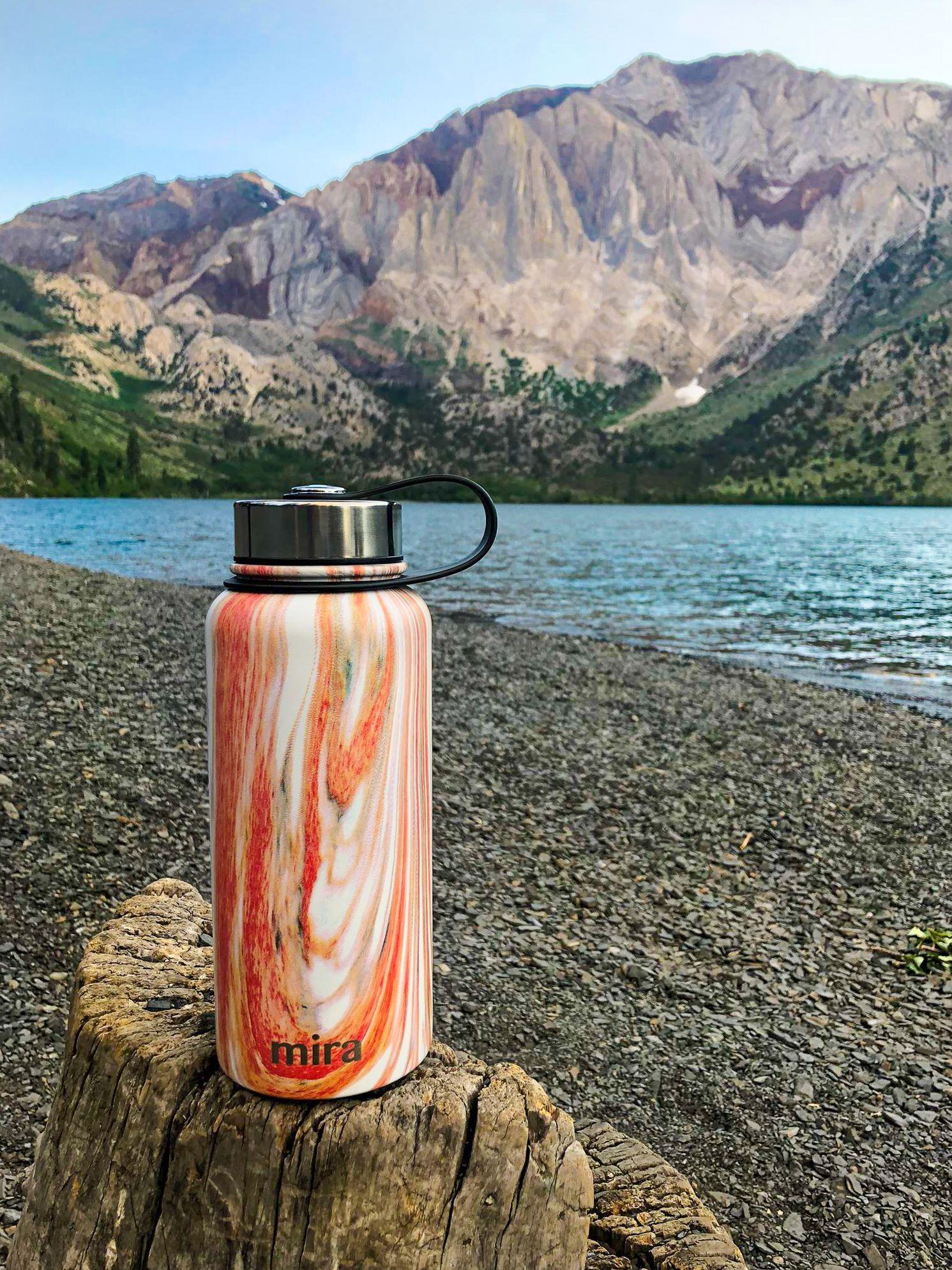 Mira Sierra Water Bottle - Sunset in 2019 | Mira Sierra