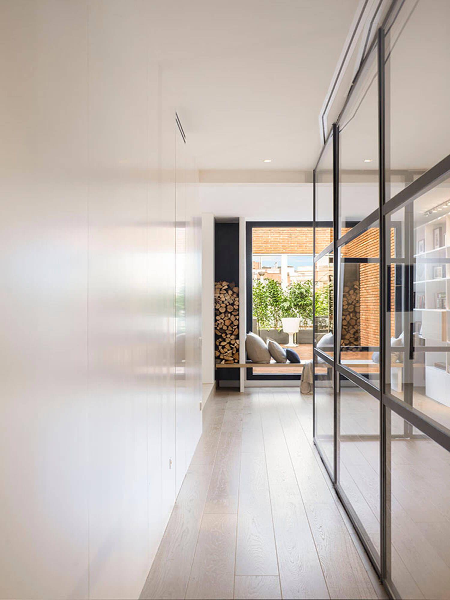 Barcelona penthouse by susanna cots est living interior design