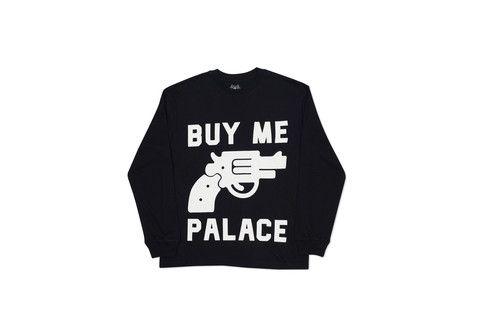 fdd5db9d37e4 BUY ME PALACE L S T-SHIRT BLACK