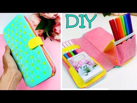 a3d8ccaa1 DIY PUSHEEN Pencil CASE * ESTUCHE Casero PUSHEEN estilo KIPLING ✅ Top Tips  & Tricks - YouTube