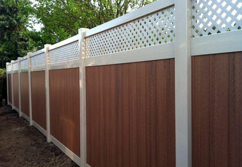 Ist der Sichtschutzzaun aus Kunststoff gute Alternative zum Holzzaun - sichtschutzzaun aus kunststoff gute alternative holzzaun