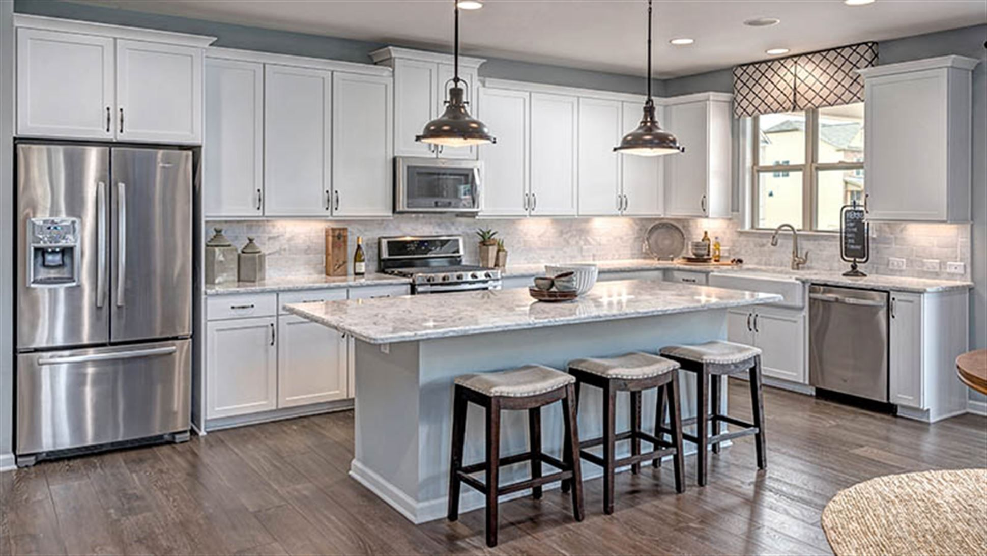 CalAtlantic Homes East Highlands community in Lilburn, GA