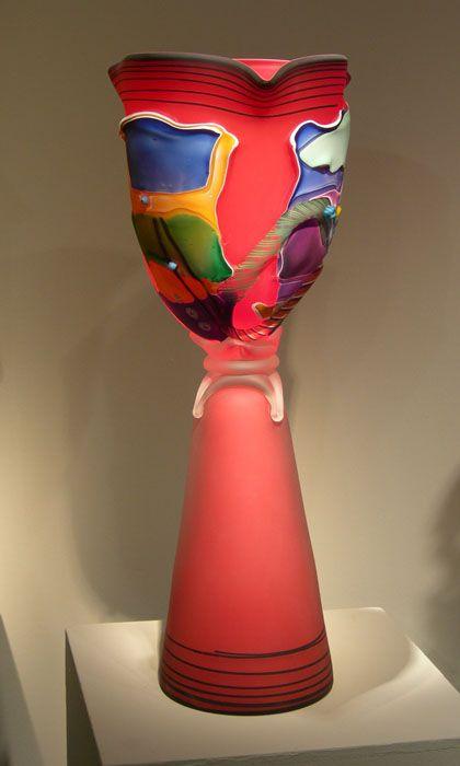 James Wilbat | Blown and hot sculpted glass