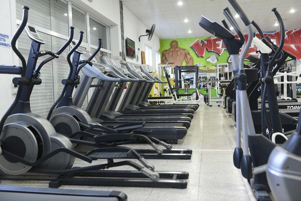 Sador Spantios Gym Zone Gym Stationary Bike Gym Equipment