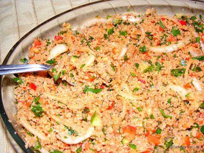 Kisir Turkish Bulgur Wheat Salad Recipe With Images