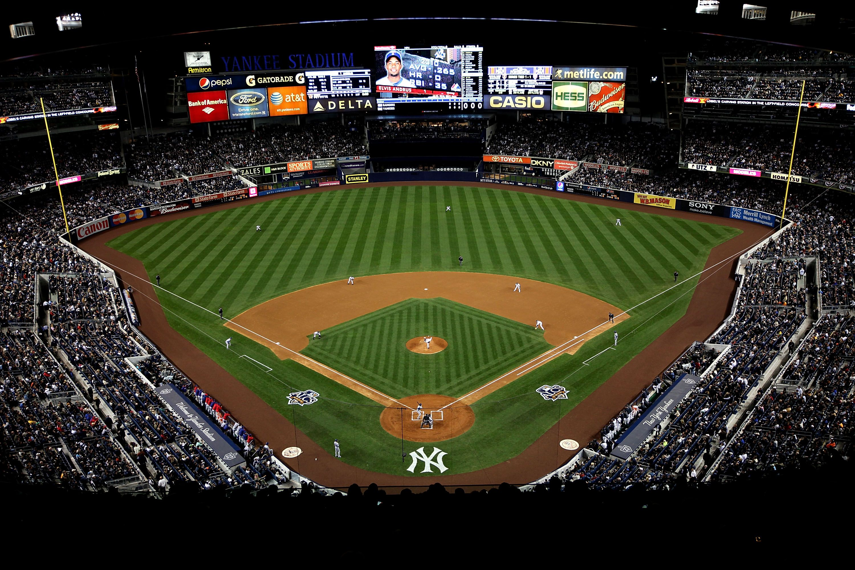 yankee stadium wallpapers wallpaper hd wallpapers pinterest