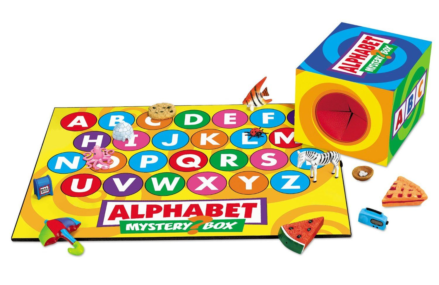 Amazon Alphabet Feely Box Toys Amp Games