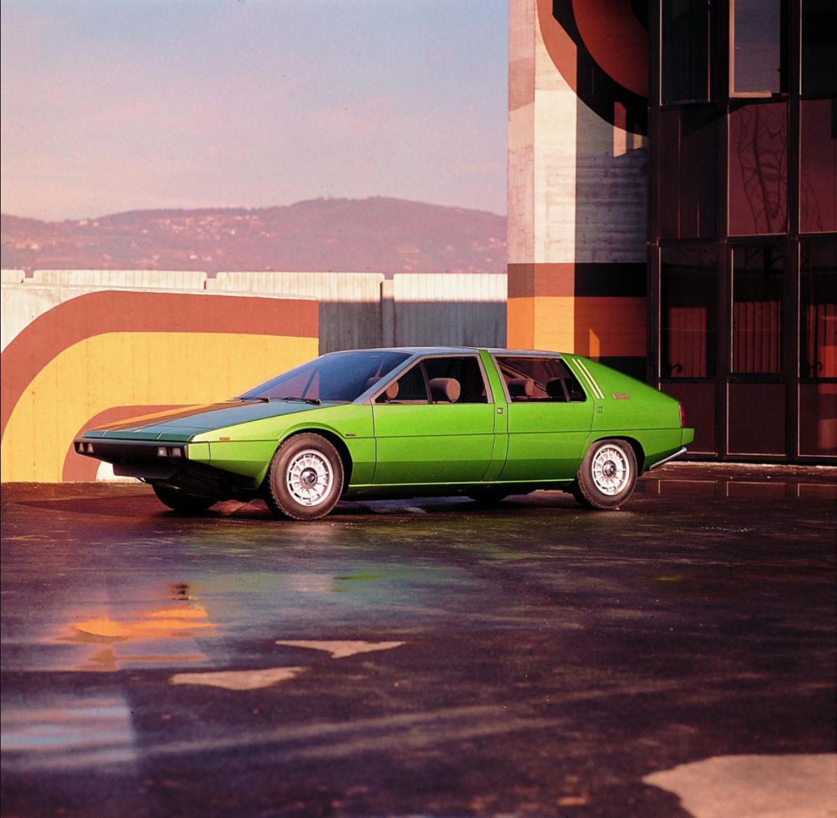 Maserati Medici I - Giugiaro - 1976