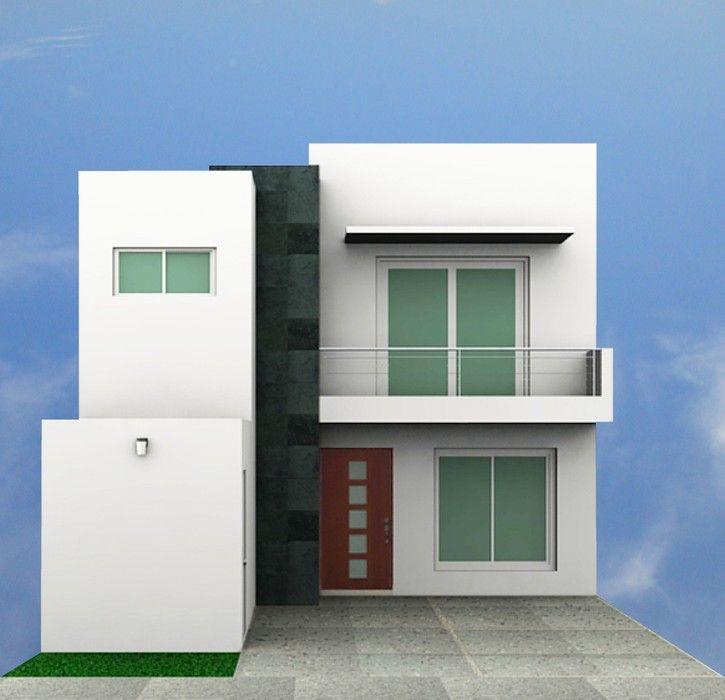 fotos e im genes de fachadas de casas contempor neas y