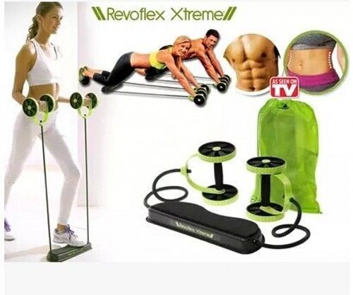 Revoflex Xtreme Abdominal Pull Rope Thin Waist Fitness Training Equipment Sport Gym Workouts Gym Workout Videos At Home Workouts