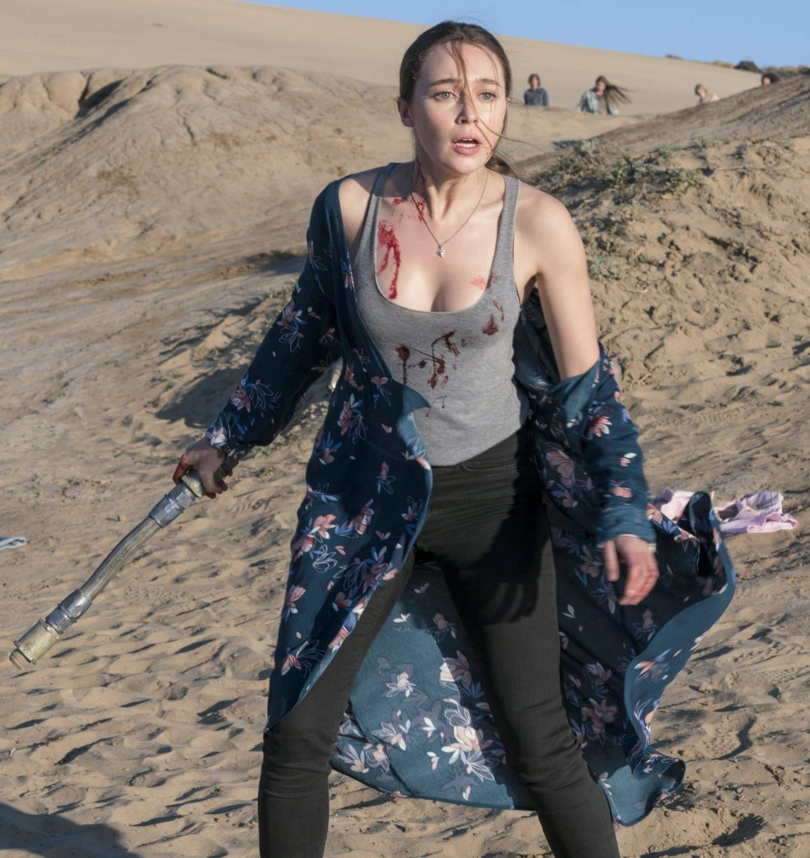 Alycia Debnam Carey Nude pin on products people love