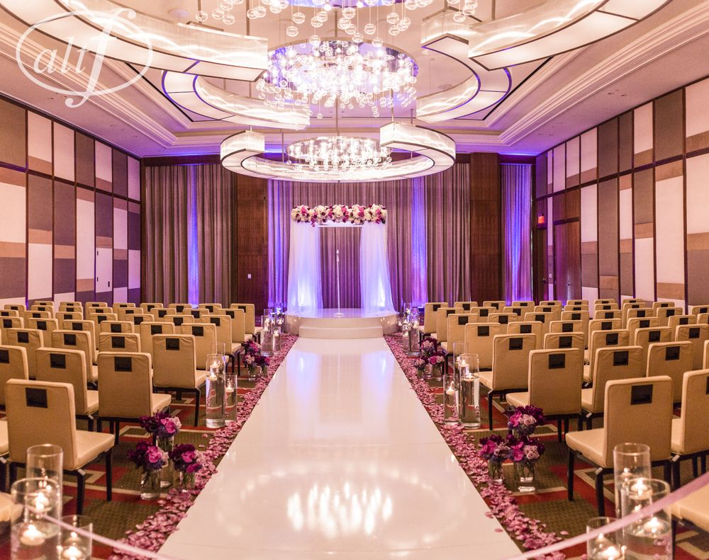 Wedding Ceremony At The Mandarin Oriental Las Vegas