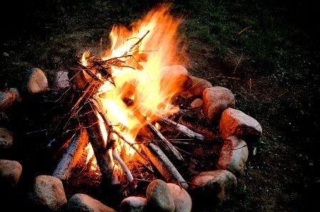 Summer Series: Campfire Nights