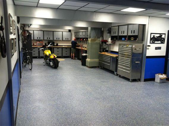 Man Cave Garage Journal : The garage journal » blog archive basement workshop autos