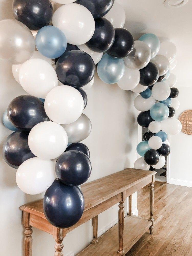 How To Make A Seriously Easy Balloon Garland Balloon