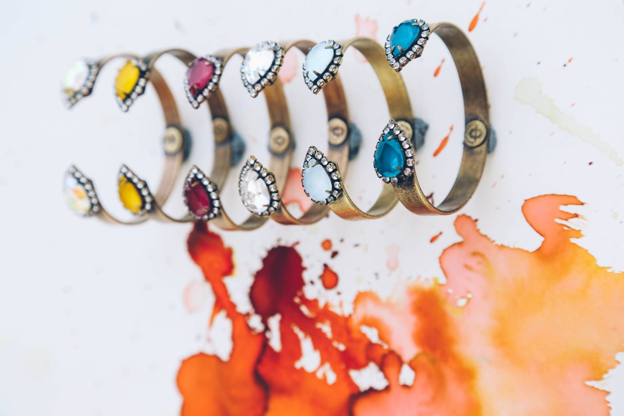 New Sarra Cuff Colors from Loren Hope! #FlauntRI