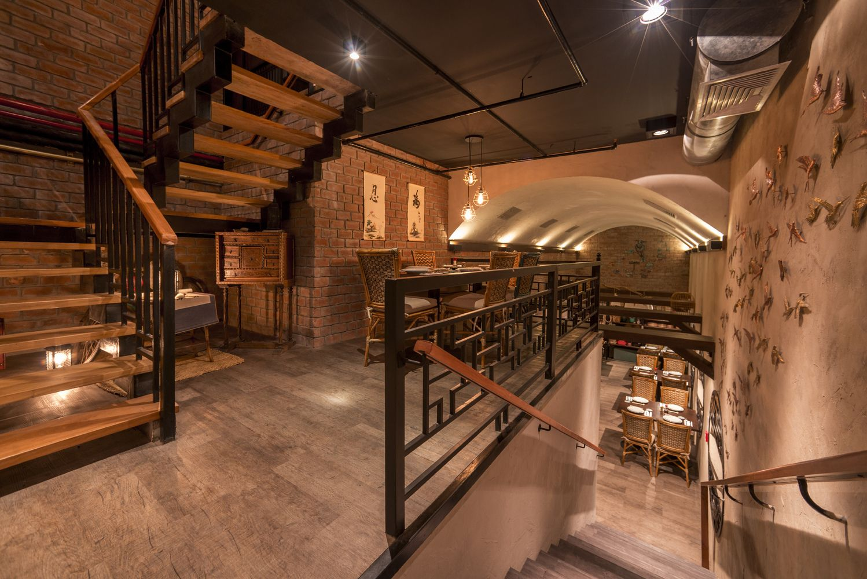Gallery of Maestro Tzu Restaurant / TRU - 6
