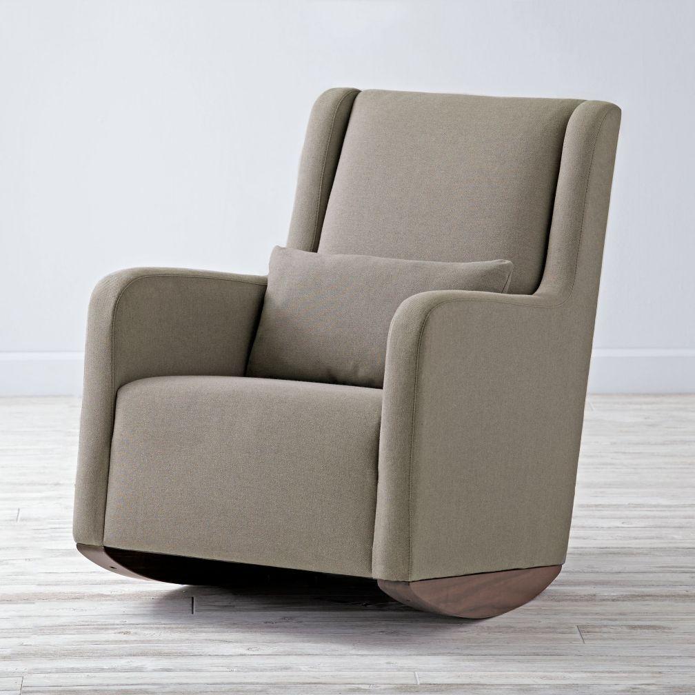 Crate And Barrel Schaukelstuhl | Stühle modern | Pinterest | Stuhl