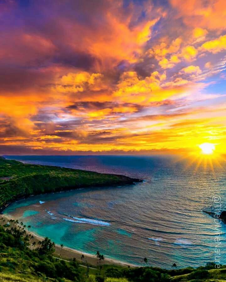 Hawaii (With images) | Beautiful landscapes, Beautiful ...