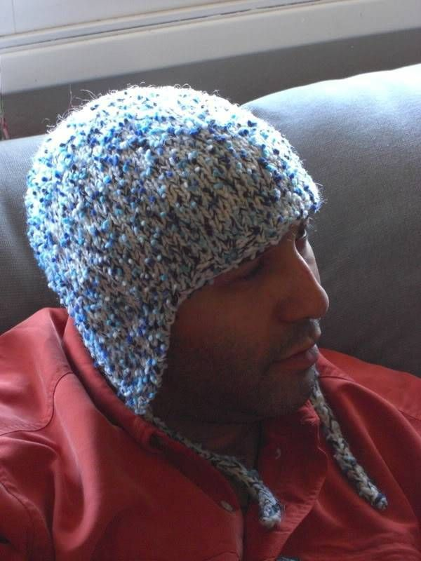 My Classic Ear Flap Hat | Alaska Knit Nat | Ear flap hats ...