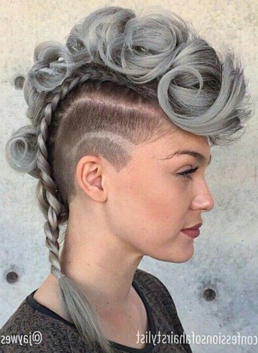 El peinado mohicano para mujeres y hombres los peinados - Peinados d hombre ...