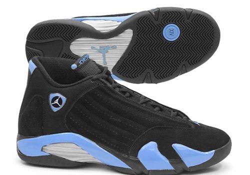 Authentic Ar Jordan XIV 14 University Blue