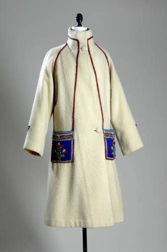 Coat Paul Poiret, 1923 The Chicago History Museum
