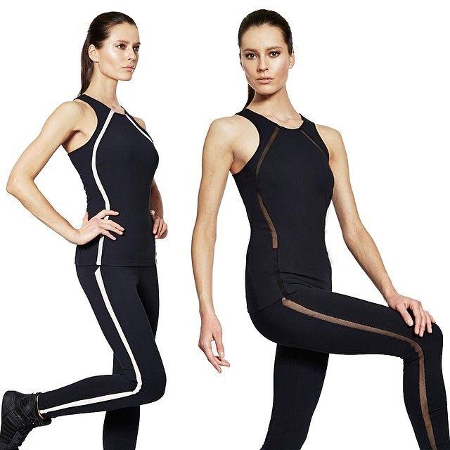 Fall/Winter 14 Collection #heroinesport #heroine #black #yoga #run #speed #gym #activewear #sportswear #sport #newyork #madeinusa