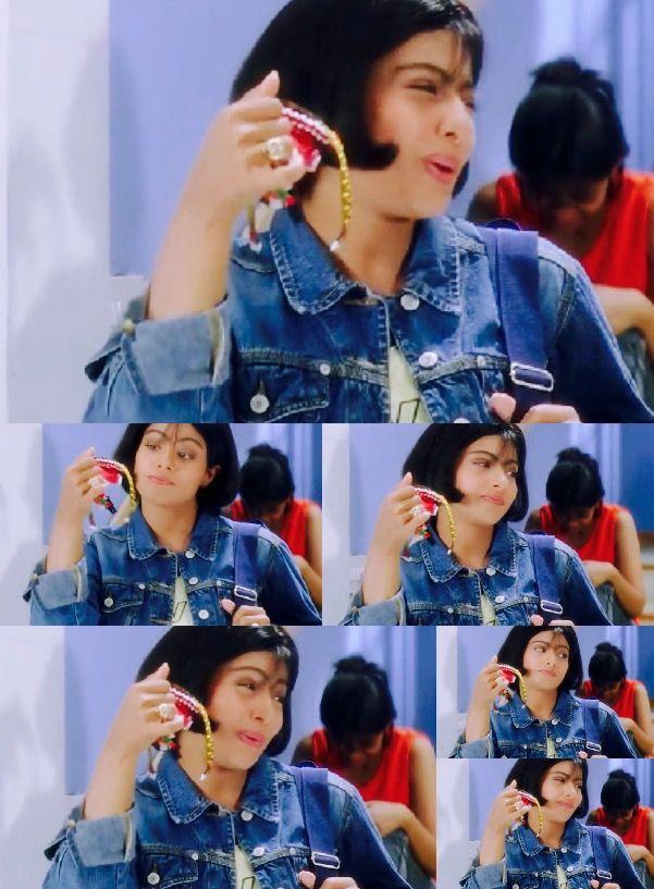 Kajol In Kuch Kuch Hota Hai Shahrukh Khan Pinterest Kuch Kuch
