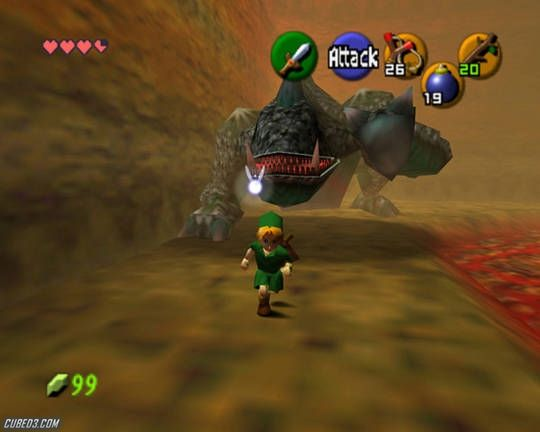 the legend of zelda ocarina of time n64 fr