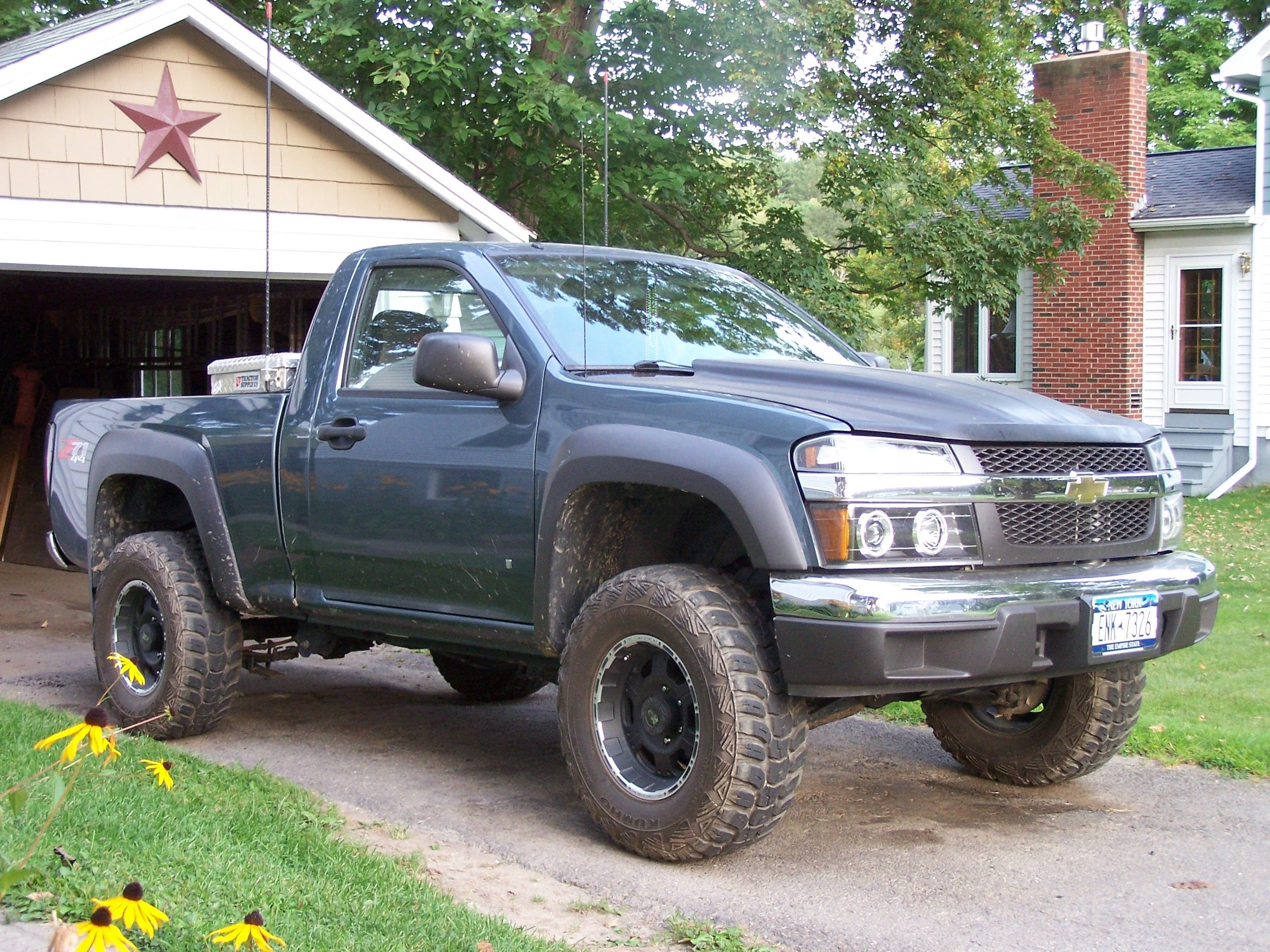 Countryboy212 S 2006 Chevrolet Colorado Regular Cab In Chenango