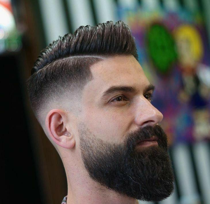 Bearded Nixon: Pin By Matthew Nixon On The Haircuts In 2019