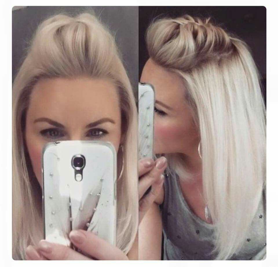 My kind of blonde hair uc pinterest blondes hair style and