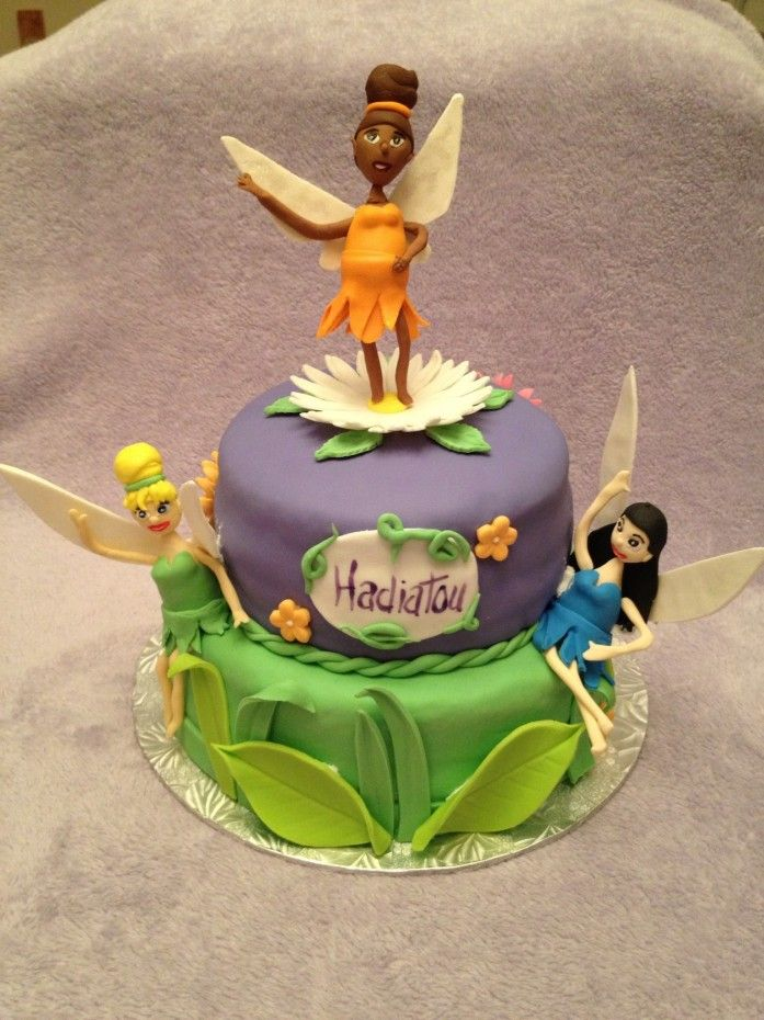 Ferries cake