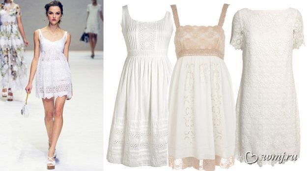 Купить итальянское платье в интернете