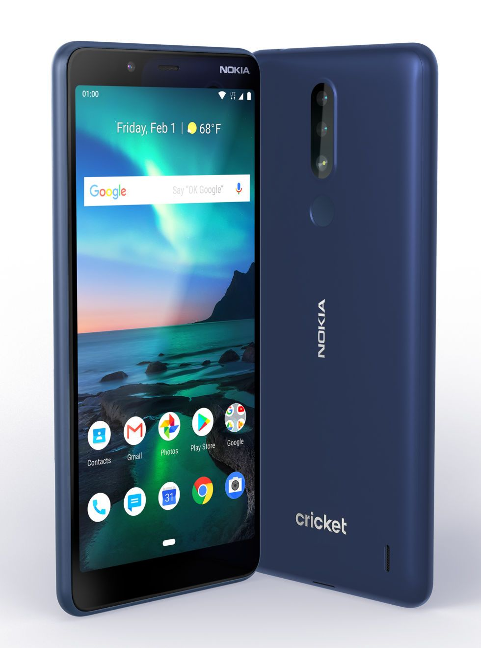 The Nokia 3 1 Plus Comes To The Us For 160 Does Entry Level Phones Right Nokia Phone Nokia Nokia 3