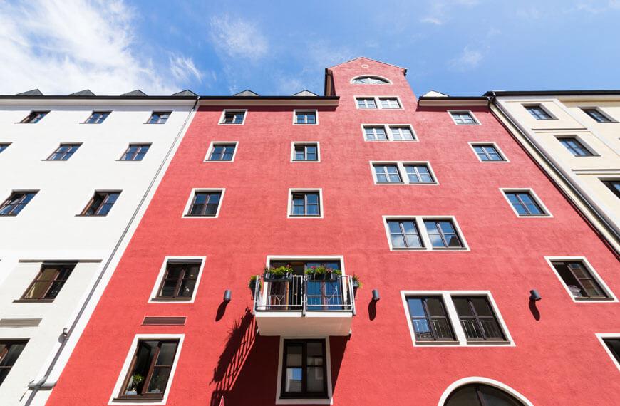Fassaden – Salzburg