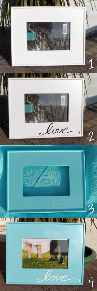 Everyday Cricut: Quick & Easy Personalized Frame | Crafts ...
