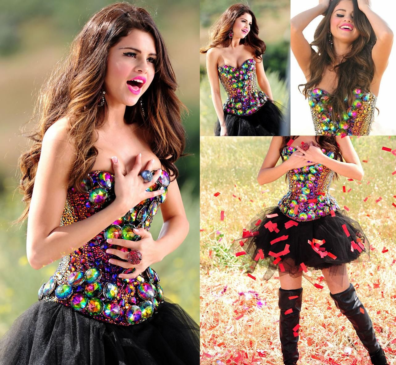 Selena Gomez - Love You Like A Love Song THE PROM DRESS OF MY DREAMS ...
