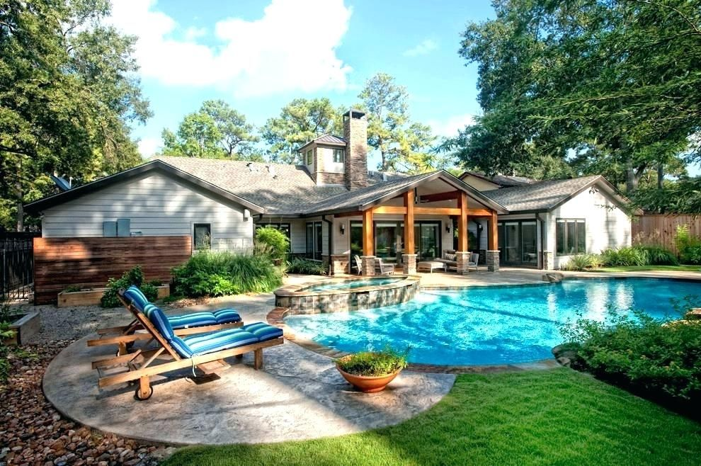 38 Modern Swimming Pool Design Ideas For Your Home Pool