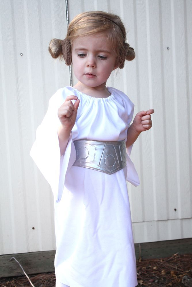 Princess Leia costume+belt tutorial | Star Wars party | Pinterest ...