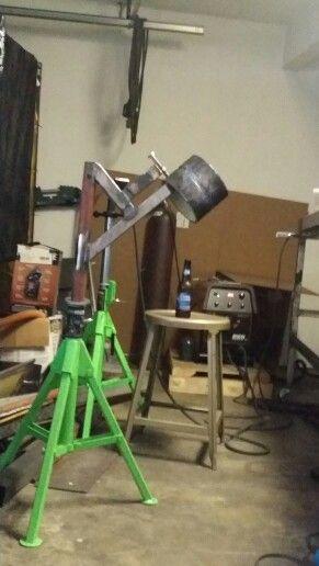 6g Test Stand Welding Pinterest Welding Projects