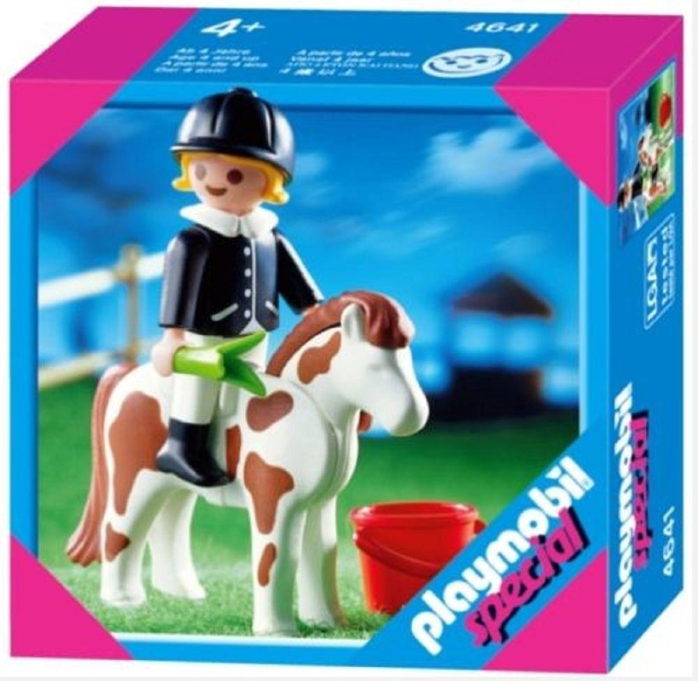 Playmobil Ausmalbilder Kinderklinik : Playmobil Special Plus 4641 Ni A Con Pony Playmobil Ventas