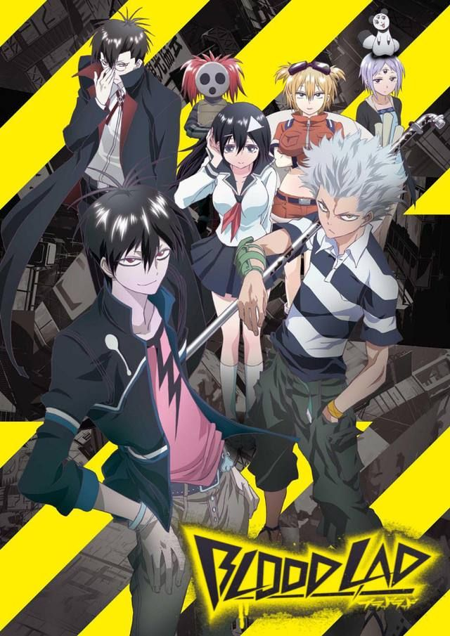 Anime Name Blood Lad Episode 10 Genres Comedy Demons Vampire