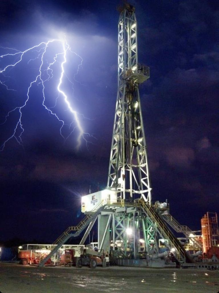 Oil Rig Accidents in Texas