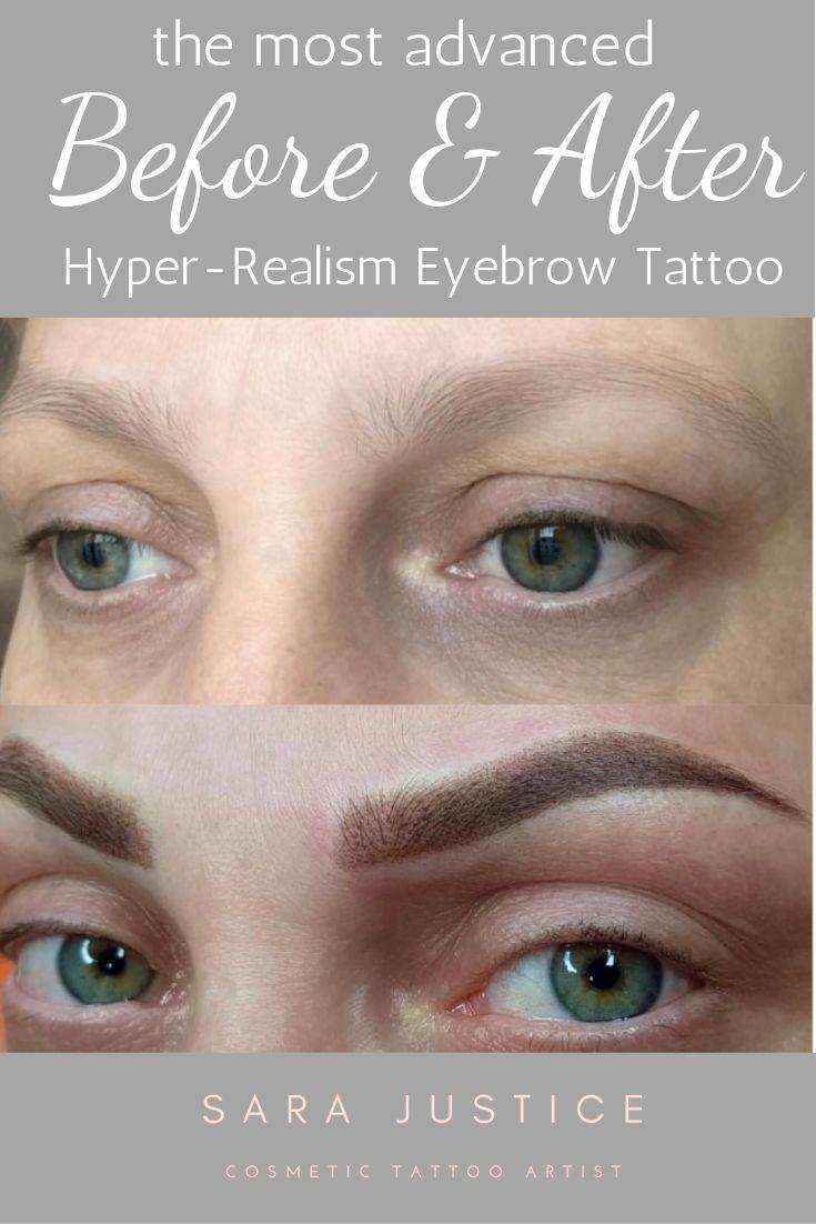3d eyebrow tattoo in fulton county ga sara justice