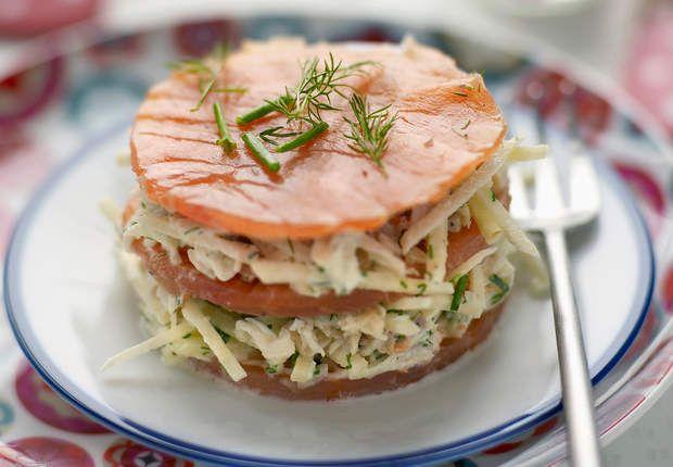 Millefeuille de la merVoir la recette du Millefeuille de la mer >>
